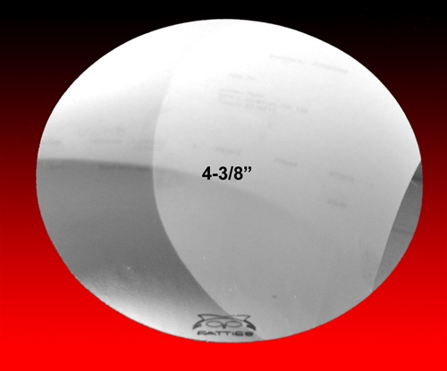 Fatties Round Mirror Replacement Glass 4 3 8 Quot