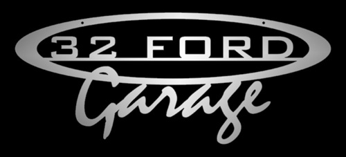 Ford Garage Signs : Ford signs for garage